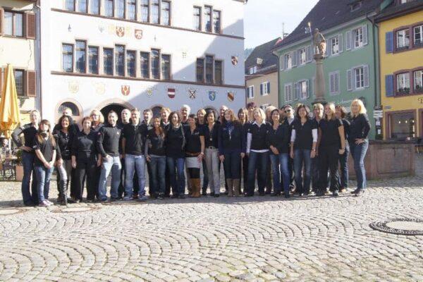 100 Jahre HAAF Team
