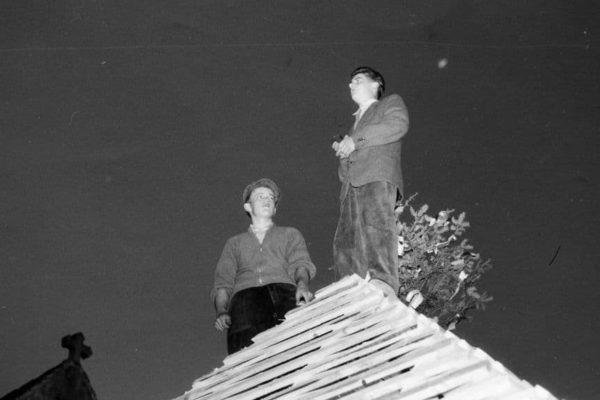 Richtfest 1958