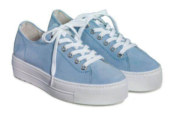 damenschuhe-paul-green-sneaker-hellblau