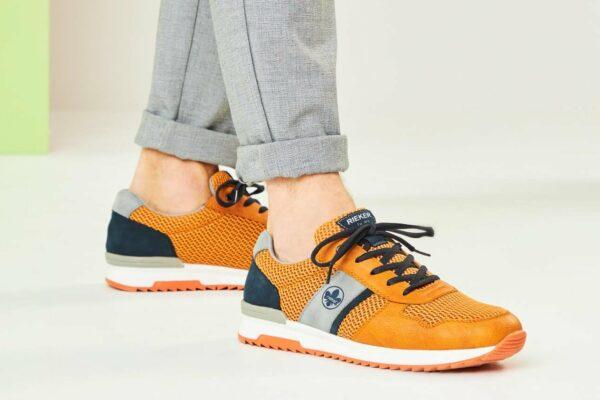 rieker-sneaker-orange-staufen-breisach