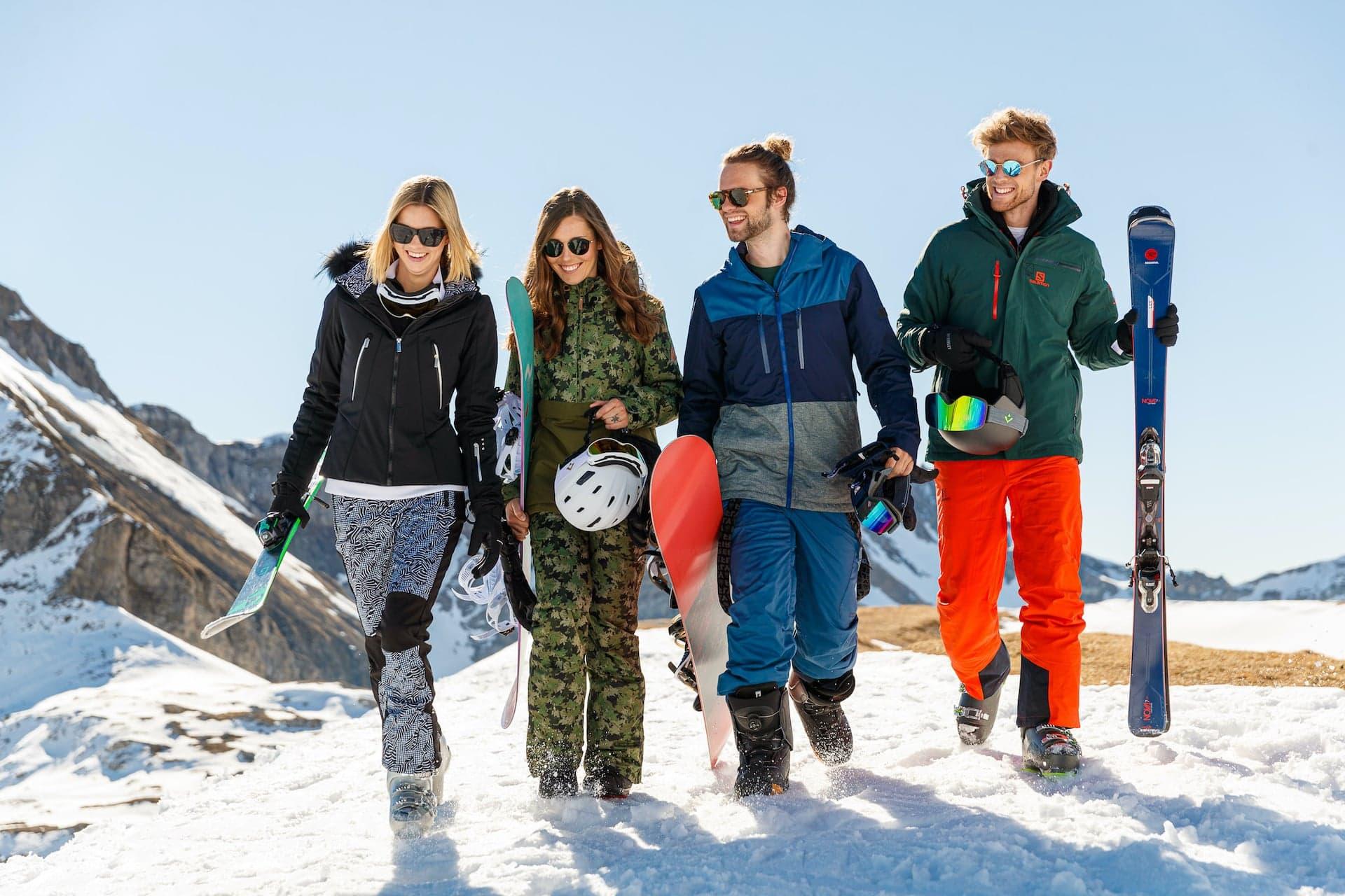 Ski- & Board-Verleih