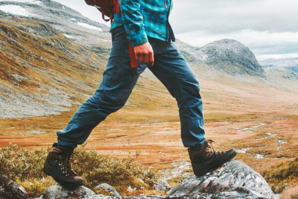 Wanderschuhe 100 Tage testen, egal welche Marke