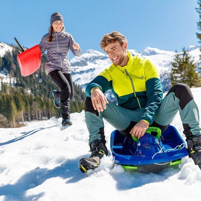 Viel Spaß im Schnee wünscht Ihnen Ihr Schuh + Sport HAAF