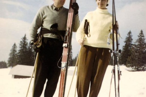 Elisabeth und Fritz Haaf