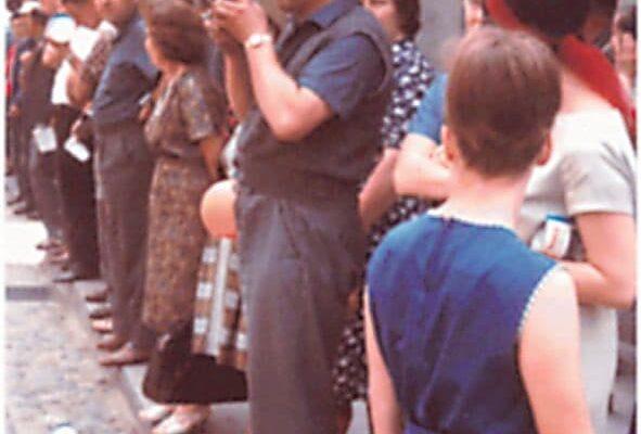 Fritz Haaf 1961