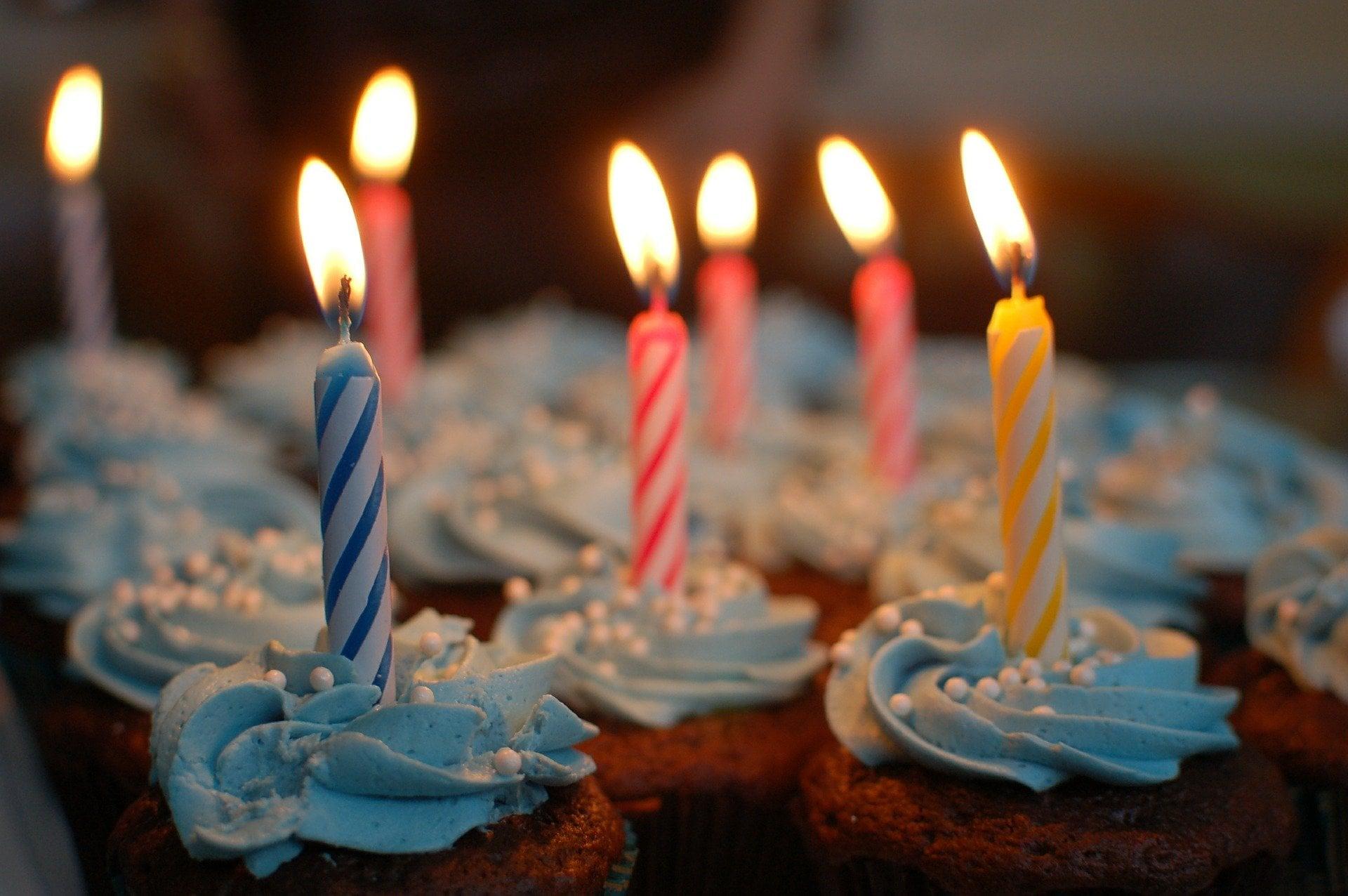 Gutschein zum Geburtstag