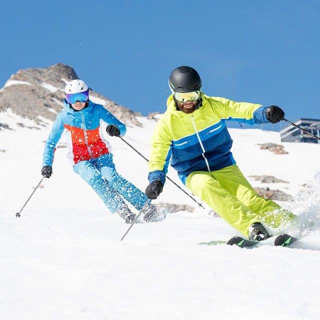 Bei Ihrem HAAF finden Sie sicher den passenden Ski für Groß & Klein
