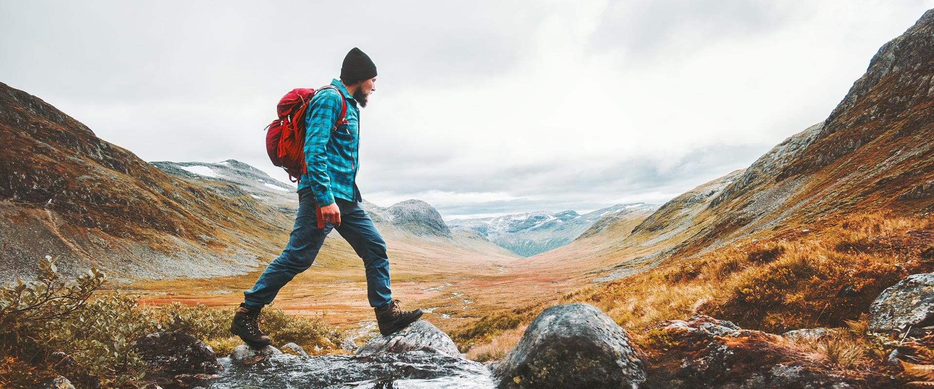 Wanderschuhe 100 Tage testen