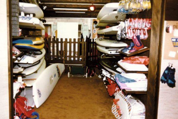 Staufener Surfabteilung 1982