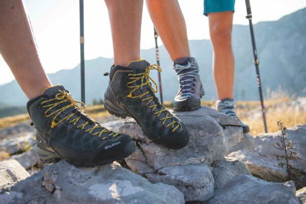 Stress raus, Wanderspaß rein: Bei Schuh und Sport HAAF in Staufen und Müllheim finden Sie Wanderstiefel und vieles mehr